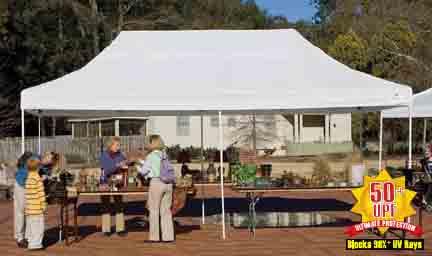 shelterlogic 10x20 6 leg canopy instructions