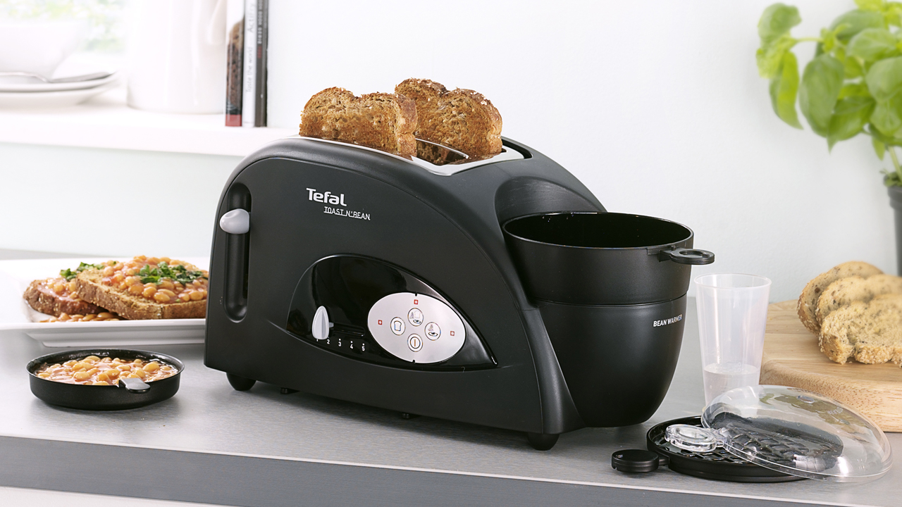 tefal toast n bean instructions