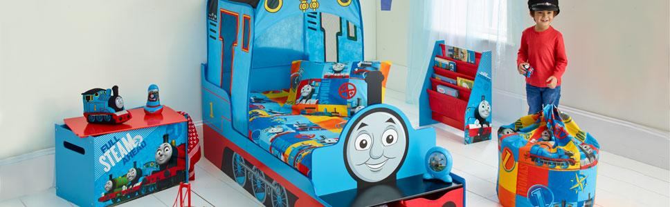 thomas the tank engine bed canopy instructions