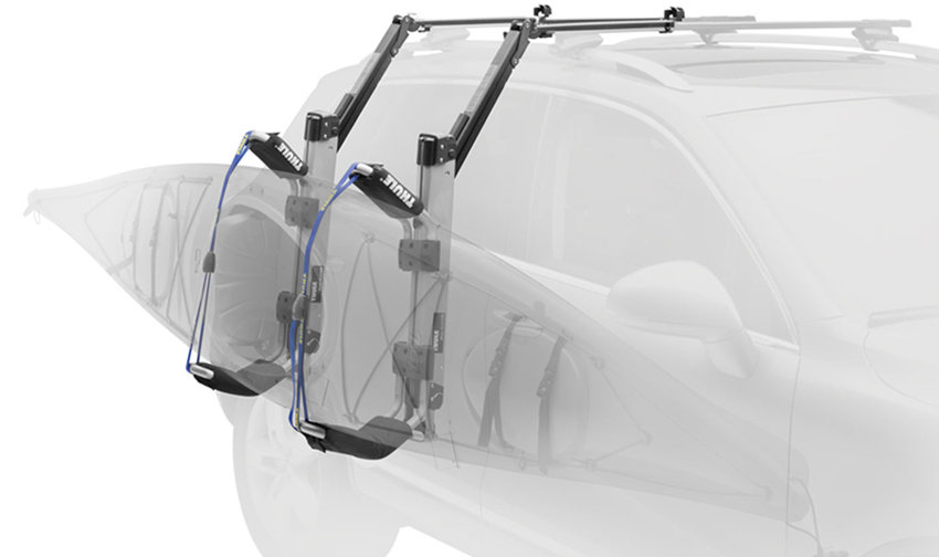 thule 571 roof box storage lift instructions