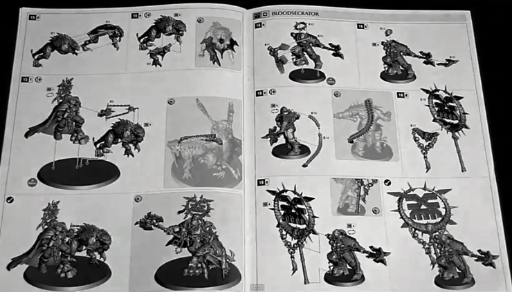 warhammer 40k assembly instructions pdf