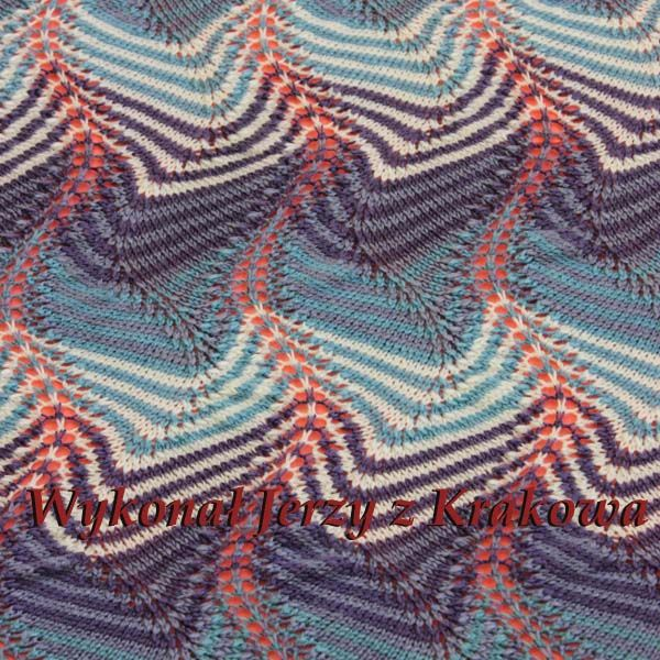 zig zag crochet pattern instructions